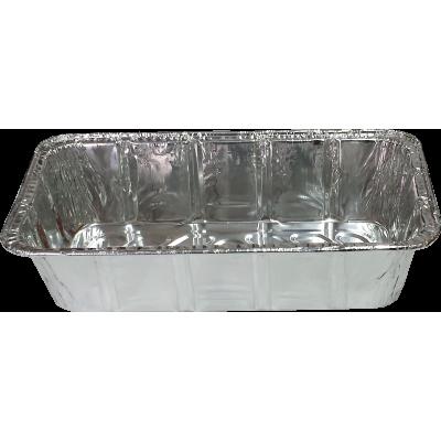 Foremka aluminiowa Nr.8 R 07367 (600 ml.) 1000 szt.