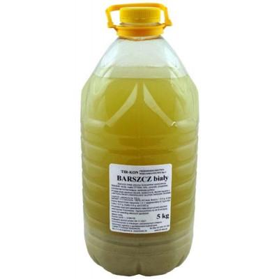 BARSZCZ koncentrat w płynie-5kg