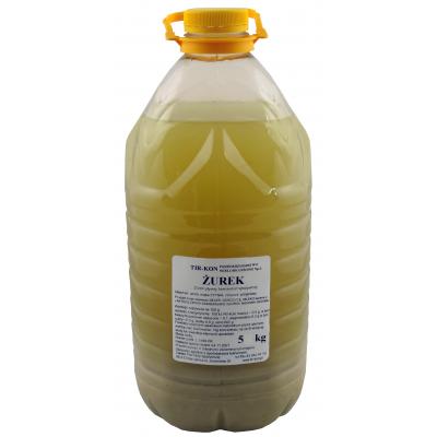 ŻUREK koncentrat w płynie-5kg
