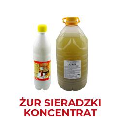ŻurSieradzk i produkowany w oparciu o tradycyjne receptury