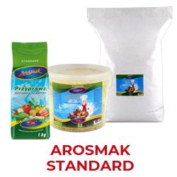 Wersja standard  - zawiera podstawowe składniki i standardowy bukiet aromatyczno smakowy    Pełna  -zawiera podstawowe składniki i standardowy bukiet aromatyczno smakowy    Bez ,,E'' czysta etykieta  -zawiera podstawowe składniki i standardowy bukiet aromatyczno smakowy, produkt nie zawieraskładników wymaganych deklaracją ,,E'' tzw.- czysta etykieta    Tylko naturalne składniki -zawiera podstawowe składniki i standardowy bukiet aromatyczno smakowy, produkt w swoim składzie zawiera tylko naturalne składniki    Bez glutaminianu  -zawiera podstawowe składniki i standardowy bukiet aromatyczno smakowy, produkt nie zawiera w swoim składzie glutaminianu