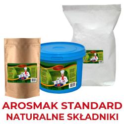 Tylko naturalne składniki -zawiera podstawowe składniki i standardowy bukiet aromatyczno smakowy, produkt w swoim składzie zawiera tylko naturalne składniki