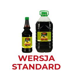 Wersja standard - zawiera podstawowe składniki i standardowy bukiet smakowy.