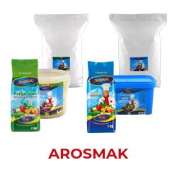 Uniwersalna Przyprawa Warzywna Do Zup i Potraw    Wersja standard  - zawiera podstawowe składniki i standardowy bukiet aromatyczno smakowy  Wersja premium - wersja wzmocniona, zawiera zwiększoną zawartość warzyw